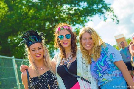 世界の音楽フェスで激写した美女10選!Part2