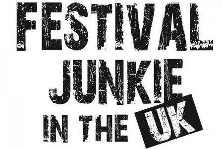 【祝】 Festival Junkieホームページ、はじめました。