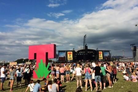 スコットランドで開催される人気フェス 「T in the Park」