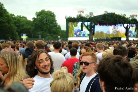 ロンドンの中心ハイドパークで超豪華アーティストが楽しめる「British Summer Time」