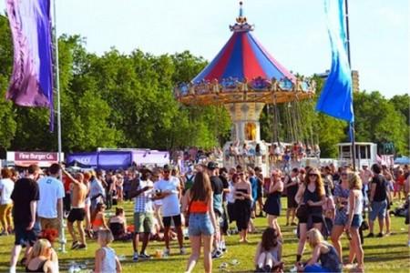 最高にクールな若者が集まるロンドンで人気の都市型フェス「LOVE BOX」
