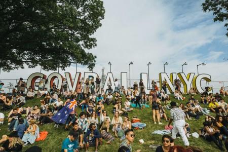 流行の発信地NYで開催される都市型フェスGovernors Ball